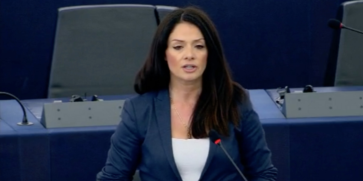 Maltese MEP, Miriam Dalli - Glyphosate question