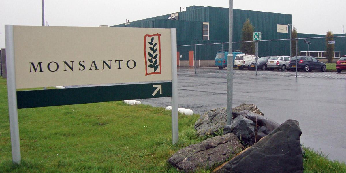 Monsanto facility