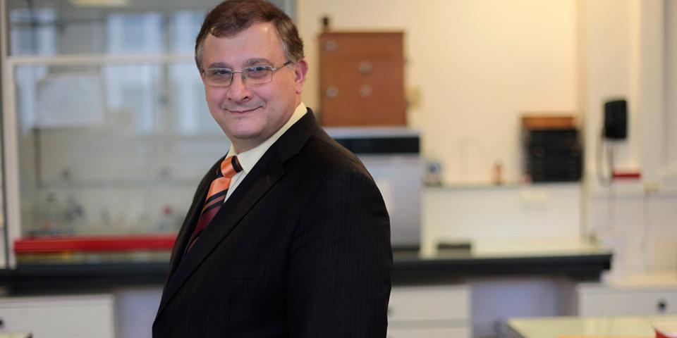 Professor Gilles-Eric Seralini