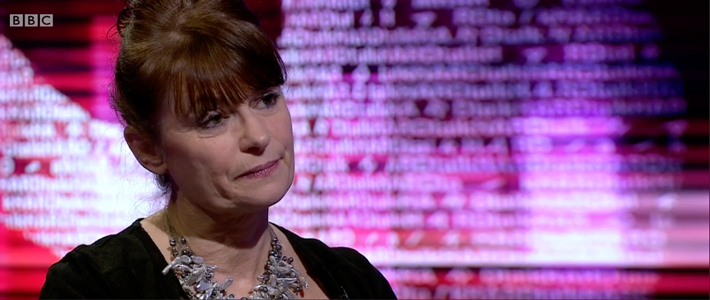 Anne Glover - BBC Hard Talk