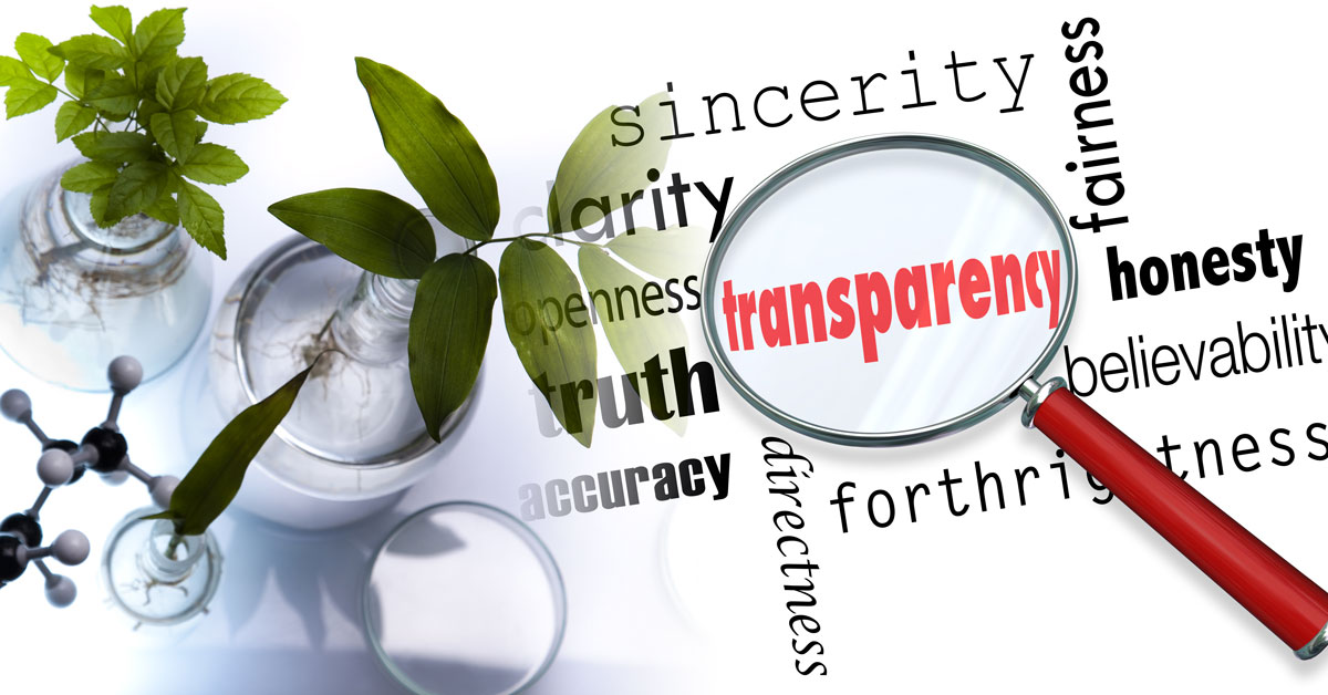 Biotech and Transparency
