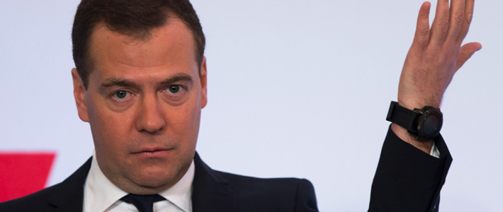 Dmitry Medvedev may ban GMO imports