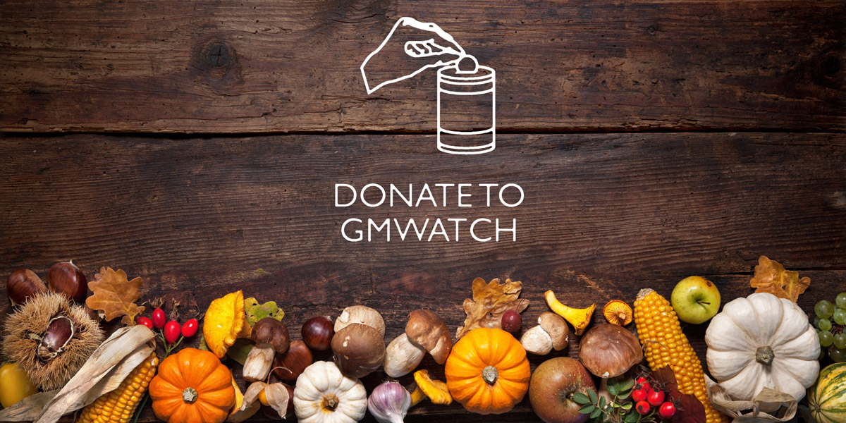 Donate to GMWatch