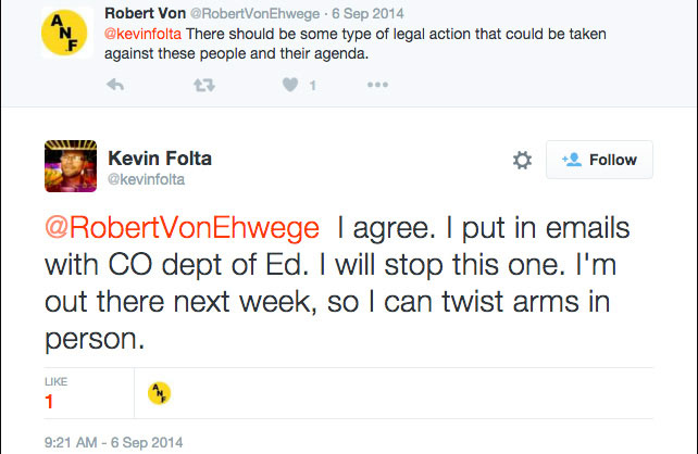 Folta wants to censor scientists from speaking