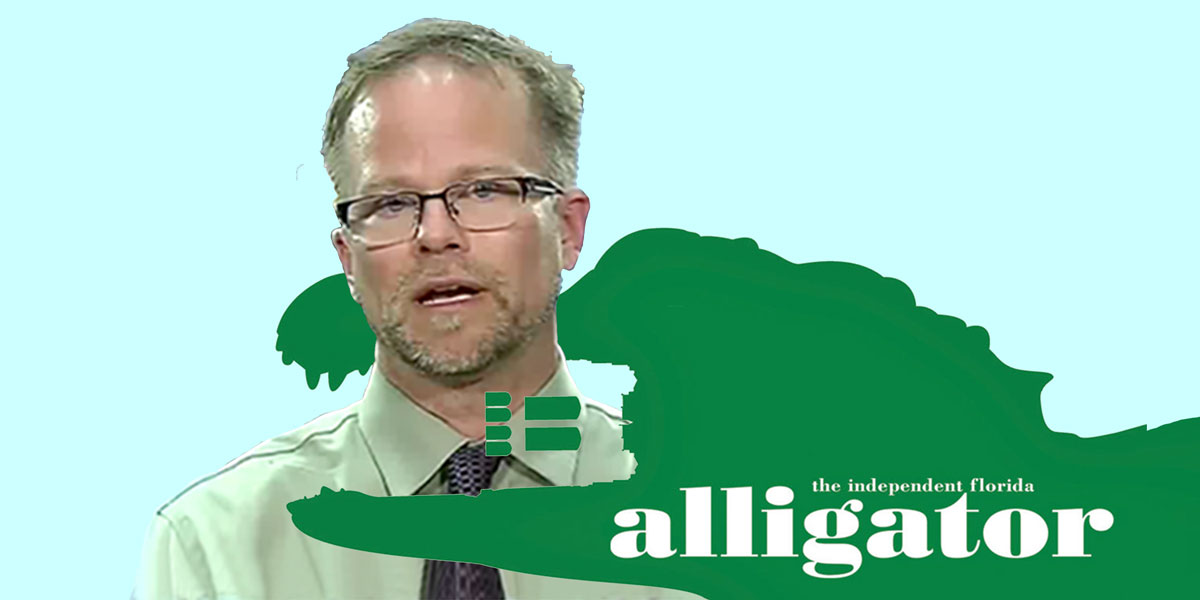 Kevin Folta and The Alligator