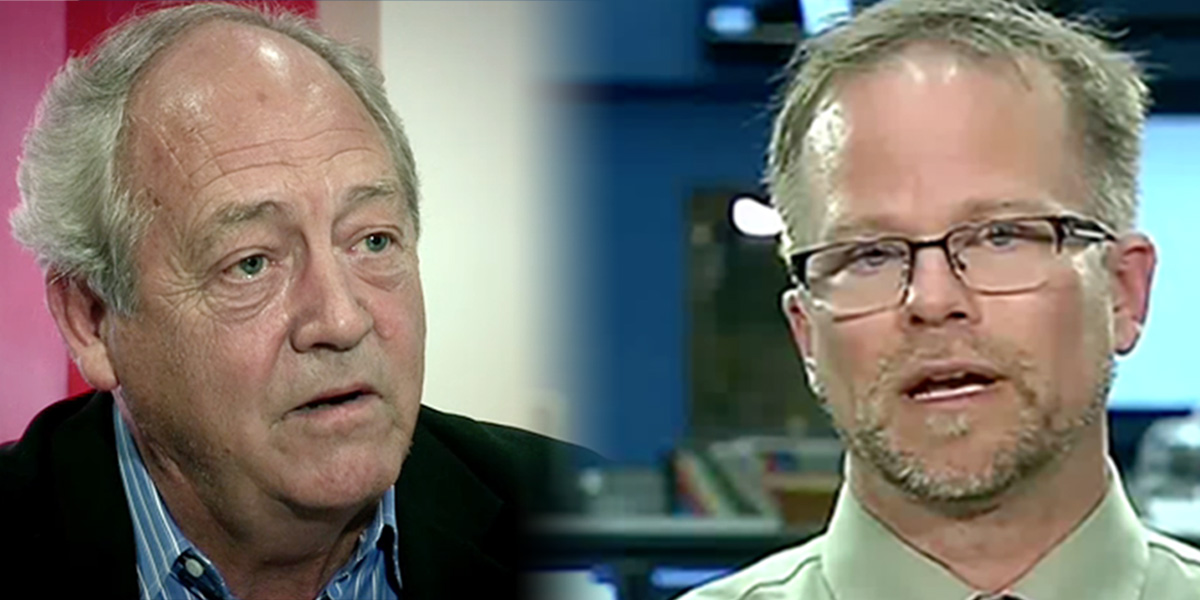 Patrick Moore and Kevin Folta