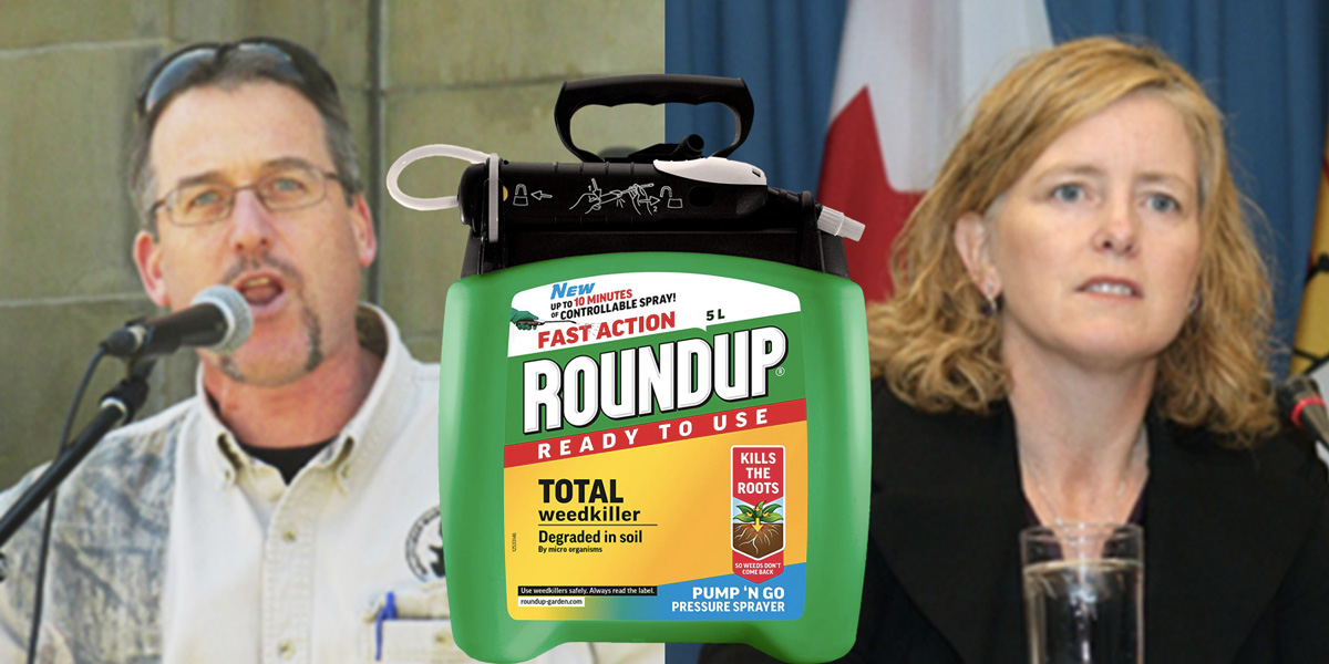 Rod Cumberland, Roundup Glyphosate and Eilish Cleary
