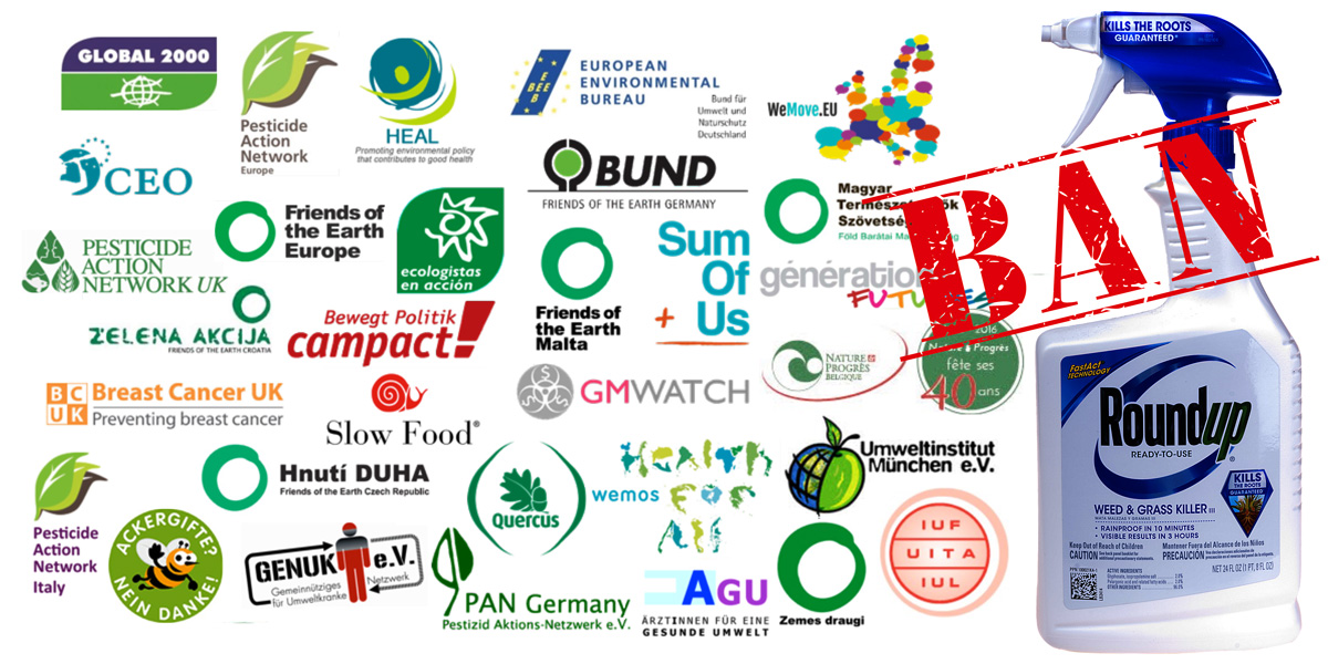Round-up and Thirty-one organisations call on EU Commission