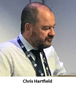 Dr Chris Hartfield