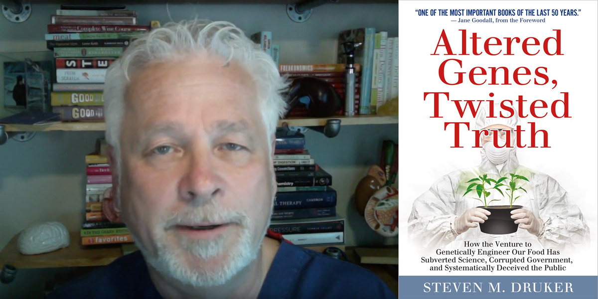 Terry Simpson's anti-factual critique of Altered Genes, Twisted Truth