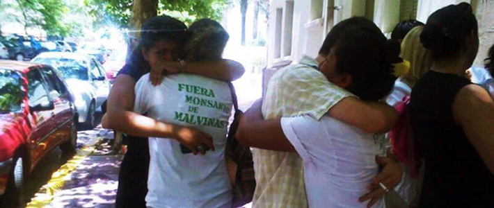 Celebration as Monsanto seed plant construction halted in Argentina