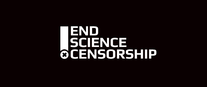 end science censorship